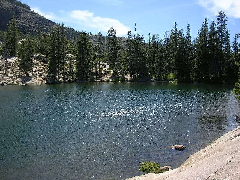 Bear River Lake